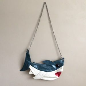 Shark purse!